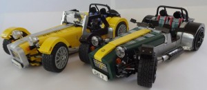 Caterham Super Seven bricktrix_Carl Potential LEGO Ideas Set May 2015