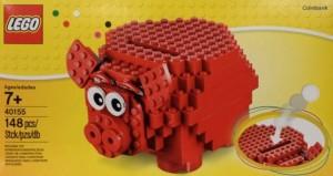 LEGO 40155 Piggy Coinbank (Pre)