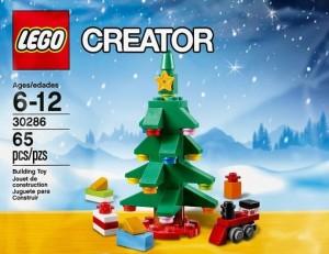 LEGO Creator 30286 Christmas Tree Holiday Polybag Set 2015