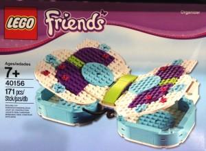 LEGO Friends 40156 Heartlake Organizer (Pre)