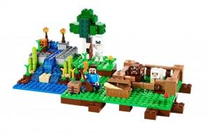 LEGO Minecraft The Farm 21114 - Toysnbricks