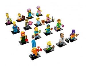 LEGO Minifigures Series 2 Simpsons 71009 - Toysnbricks