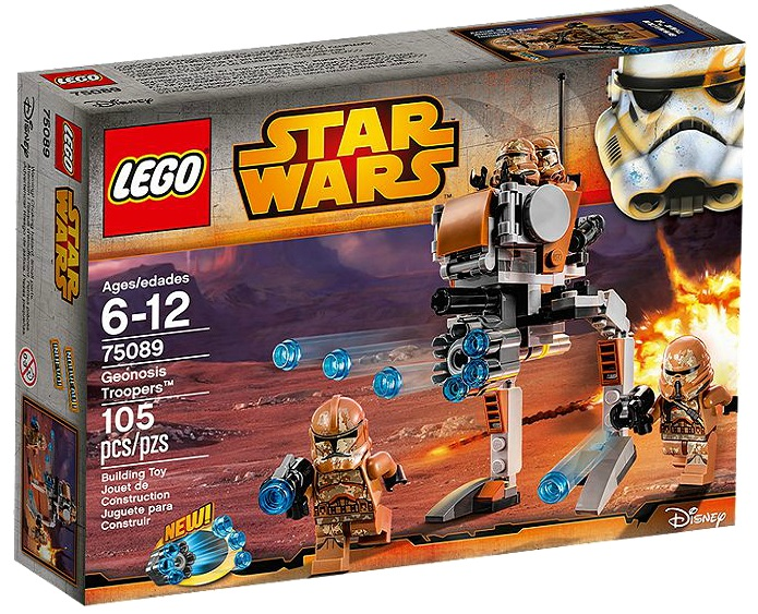 LEGO Star Wars Geonosis Troopers Battle Pack 75089 - Toysnbricks