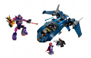 LEGO Super Heroes X-Men vs. The Sentinel 76022 - Toysnbricks