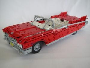 [MOC] Cadillac Eldorado Biarritz 1959