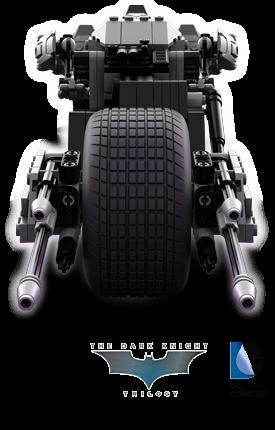5004590 LEGO Bat-Pod DC Comics Super Heroes Set June 2015 - Toysnbricks
