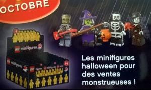 71010 LEGO Minifigures Series 14 Halloween Theme October 2015