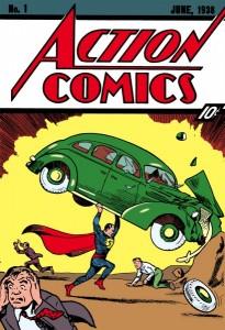 Action Comics 1938 SDCC 2015 LEGO Superman Set Exclusive
