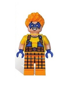Exclusive Minifigure LEGO DC Super Heroes Justice League Attack of the Legion of Doom - Toysnbricks