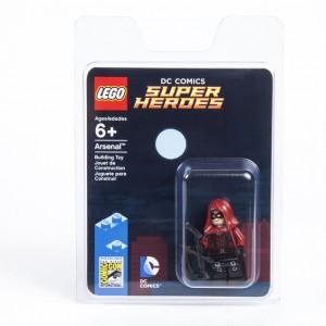 LEGO Arsenal  Minifigure (Arrow) SDCC 2015