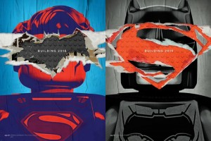 LEGO Batman v Superman Dawn of Justice 2016 Sets March