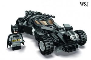 LEGO Batman v Superman Dawn of Justice Batmobile Set SDCC 2015