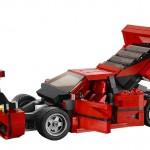 LEGO Expert 10248 Ferrari F40 Functions (Press Release)