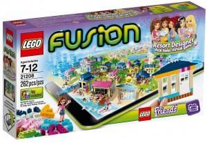 LEGO Friends Fusion 21208 Resort Designer