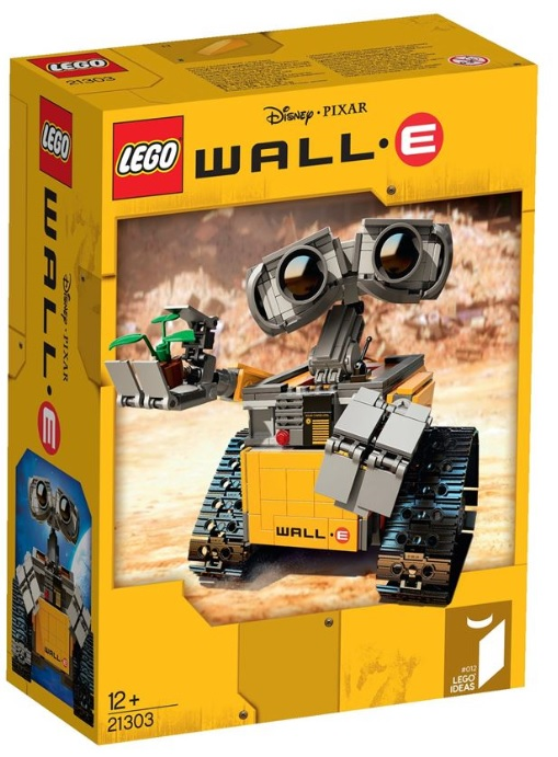 LEGO Ideas 21303 Wall E Disney Set