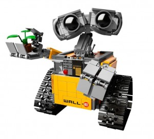LEGO Ideas Wall-E 21303 Disney Pixar Set