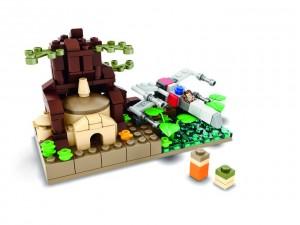LEGO SDCC 2015 Star Wars Exclusive Dagobah Set