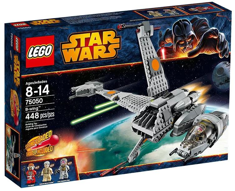 LEGO Star Wars 75050 B-Wing - Toysnbricks