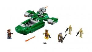 LEGO Star Wars 75091 Flash Speeder - Toysnbricks