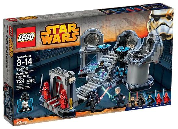 LEGO Star Wars Death Star Final Duel 75093 - Toysnbricks