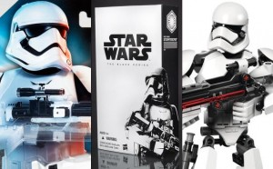 LEGO The Force Awakens Star Wars Buildable First Order Stormtrooper Figure