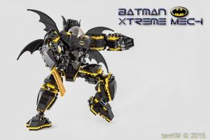 [MOC] Batman Xtreme Mech