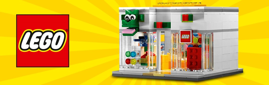 40145 LEGO Brand Retail Store 2nd Edition 2015
