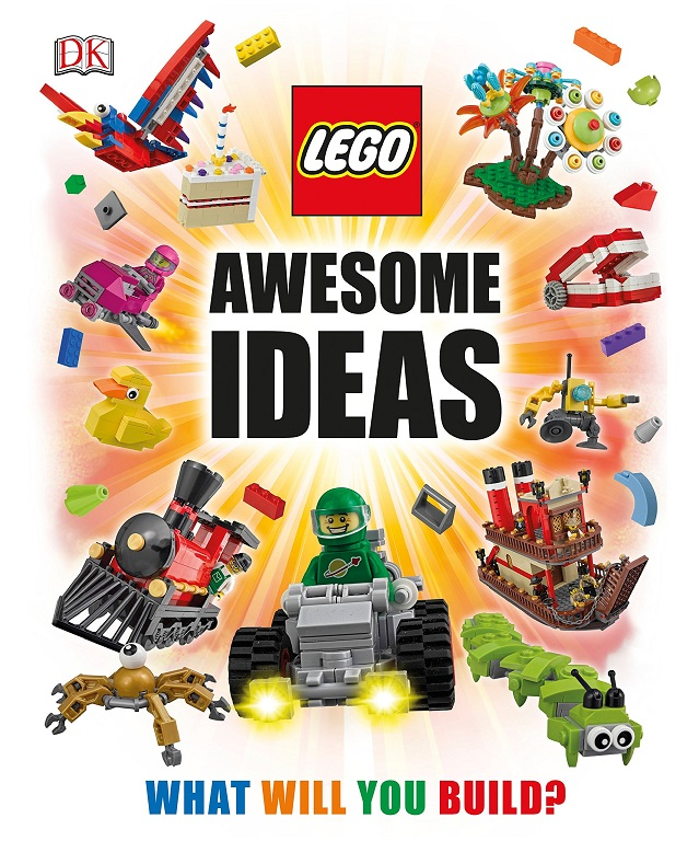 DK LEGO Awesome Ideas Book September 2015 - Toysnbricks