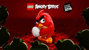 LEGO Angry Birds Minifigure Official Image