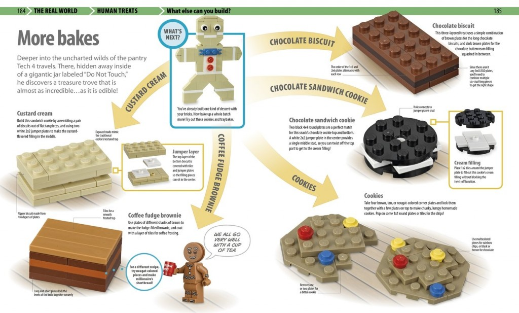 LEGO DK Awesome Ideas Book