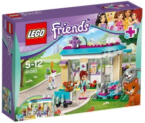 LEGO Friends 41085 Vet Clinic - Toysnbricks