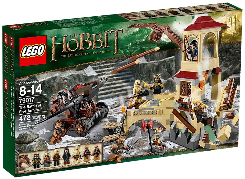 LEGO Hobbit The Battle of the Five Armies 79017 - Toysnbricks