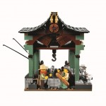 LEGO Ninjago 70751 Temple of Airjitzu Houses (High Resolution)
