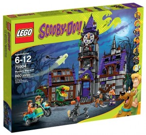 LEGO Scooby-Doo Mystery Mansion 75904 - Toysnbricks