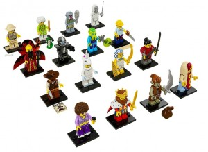 LEGO Series 13  Minifigures 71008 - Toysnbricks