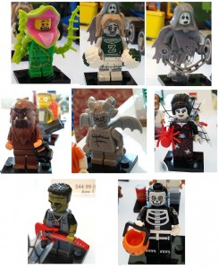 LEGO Series 14 Minifigures 71010 Monster Theme (Pre)