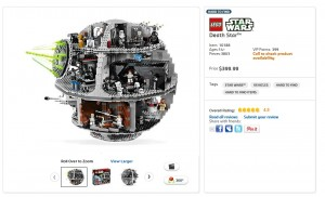 LEGO Star Wars 10188 Death Star (Retiring Soon)