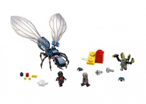 LEGO Super Heroes Marvel Ant-Man Final Battle 76039 - Toysnbricks