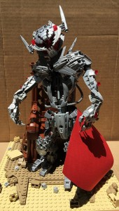 Toysnbricks 2015 LEGO Avengers Contest Ultron Revealed by graznador