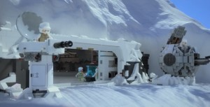 UCS LEGO Star Wars Echo Hoth Rebel Base Set October 2015
