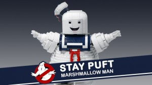 Ghostbusters Stay Puft Marshmallow Man Potential LEGO Ideas Creation