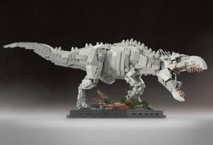 Indominus Rex LEGO senteosan Potential Ideas Set