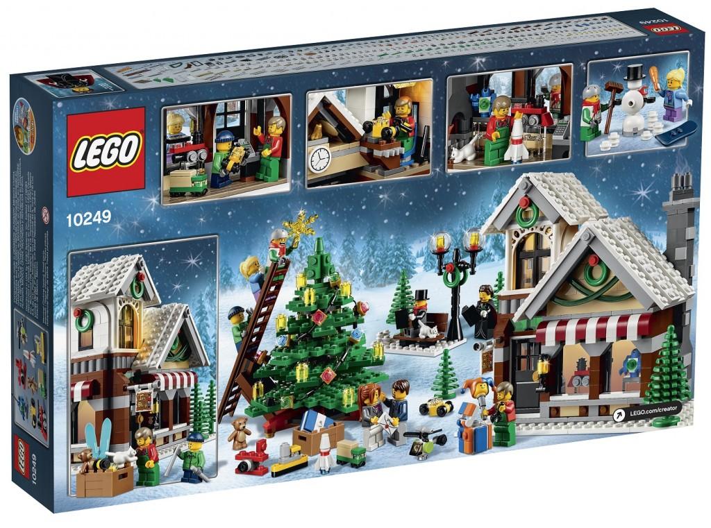 LEGO 10249 Winter Toy Shop Creator Box Back (High Resolution) - Toysnbricks