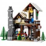 LEGO 10249 Winter Toy Shop Creator Function (High Resolution) - Toysnbricks
