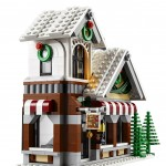 LEGO 10249 Winter Toy Shop Creator Picture (High Resolution) - Toysnbricks