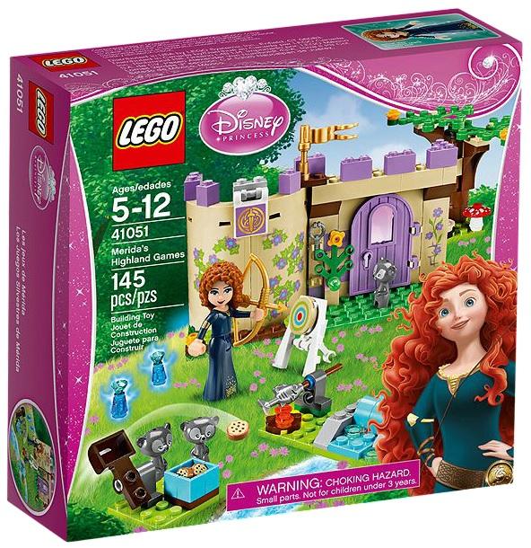 LEGO Disney Princess 41051 Merida's Highland Games - Toysnbricks
