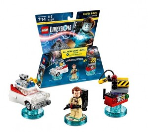 LEGO Ghostbusters 71228 Level Pack Dimensions 2015