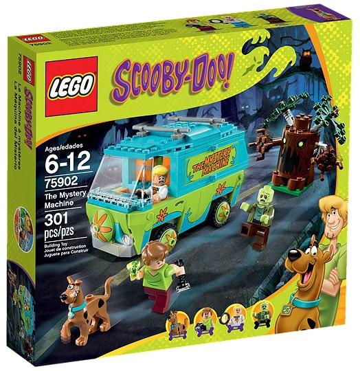 LEGO Scooby-Doo The Mystery Machine 75902 - Toysnbricks