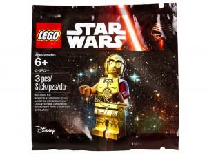 5002948 C-3PO LEGO Star Wars The Force Awakens Minifigure (Pre)