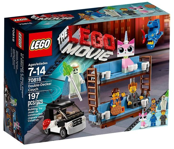 70818 LEGO Movie Double-Decker Couch - Toysnbricks